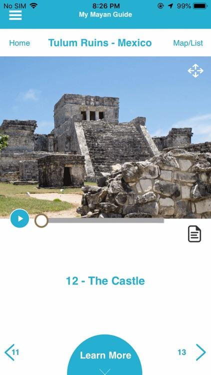 My Mayan Guide (Cancun Mexico) screenshot-4