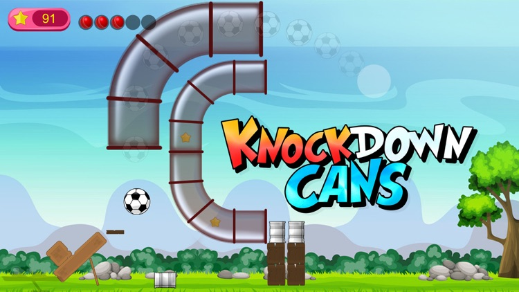 Knock Down Cans - Perfect Hit screenshot-3