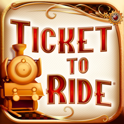 Ícone do app Ticket to Ride - Train Game