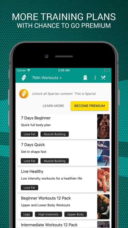 7 Minutes Workouts PRO screenshot-4