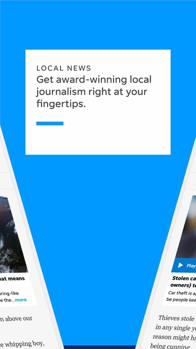 Abilene Reporter News Screenshot