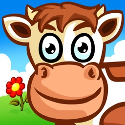 A farm animal jigsaw puzzle