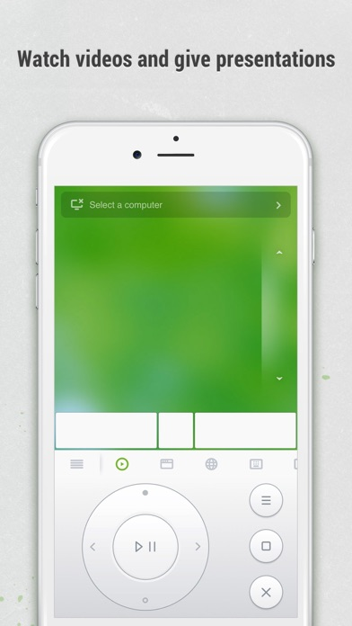 Screenshot for Remote Mouse Pro in Czech Republic App Store