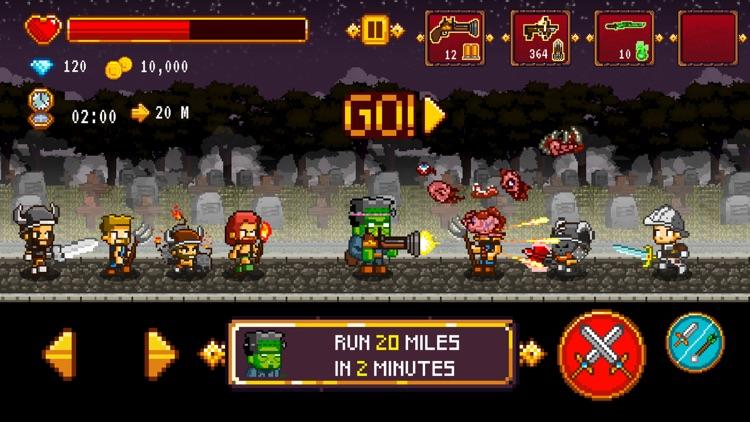 Dracula , Frankenstein & Co screenshot-3