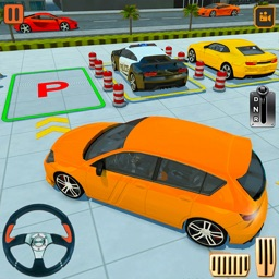 Car Parking Sim : Driver Test