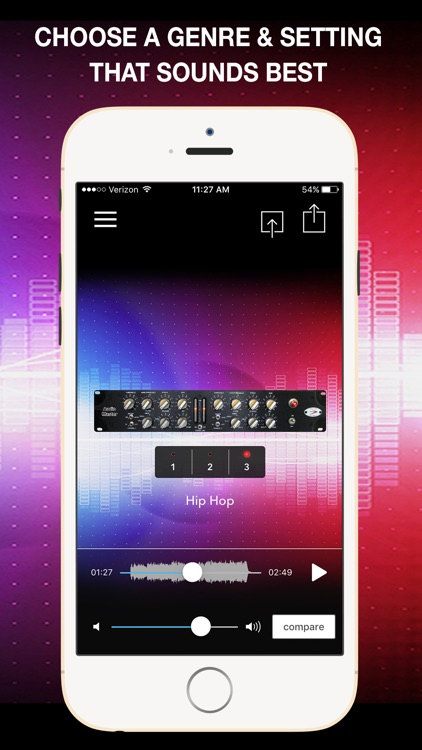 AudioMaster Pro: Improve Sound