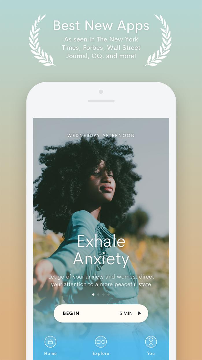 INSCAPE: Meditation & Sleep Screenshot