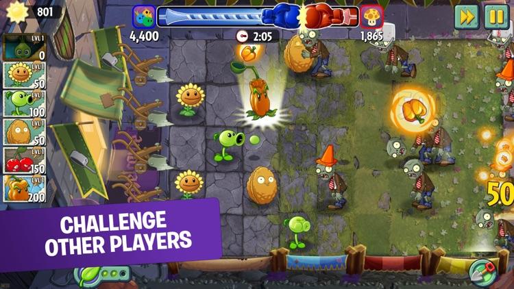 Plants vs. Zombies™ 2 screenshot-3