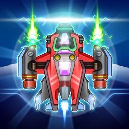 Galaxy Merge Defense