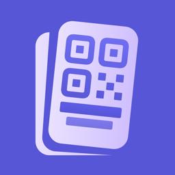 Ícone do app Lunch Card | ID Card Manager