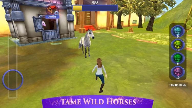 Horse Riding Tales: Wild Pony screenshot-5