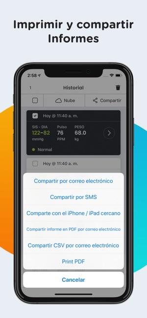 Presión Arterial Smartbp En App Store