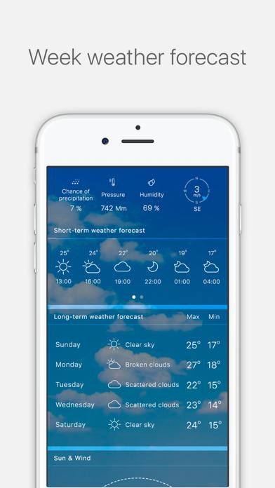 Weather Radar - Live Forecastのおすすめ画像2