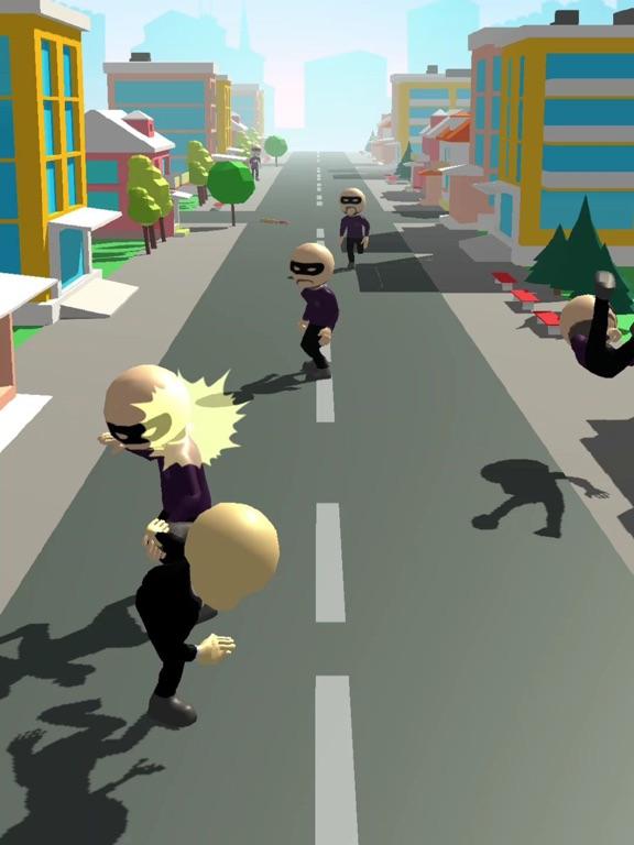 iPad Image of Clash Gang: Epic Beat Em