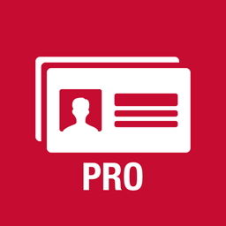 Ícone do app ≡ Business Card Reader Pro