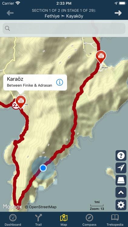 TrekRight: Lycian Way