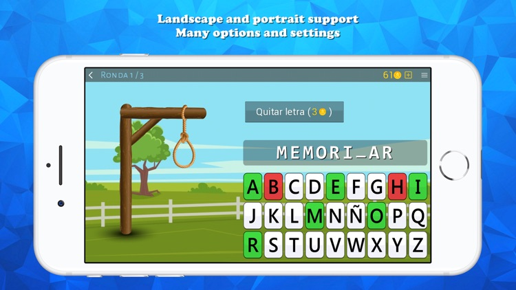 Hangman game - Guess the word screenshot-6