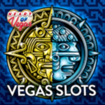 Heart of Vegas – Slots Casino Logo