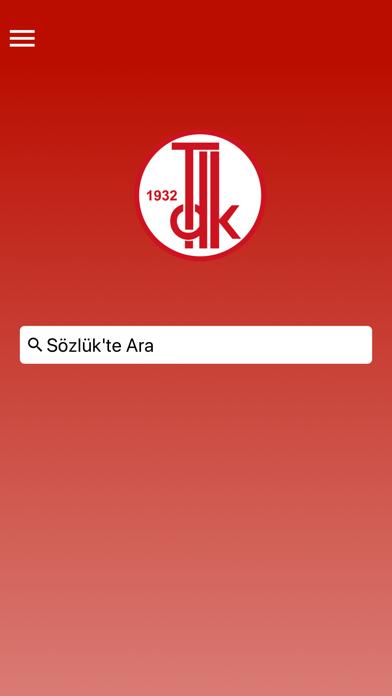 messages.download TDK Türkçe Sözlük software