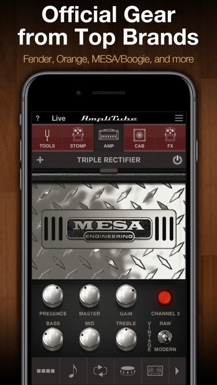 AmpliTube CS screenshot-6