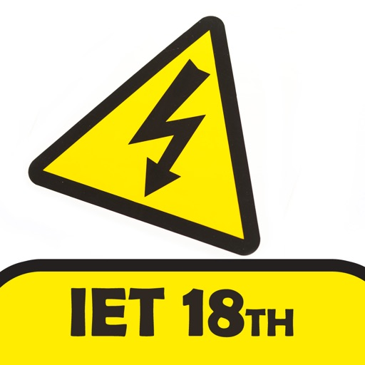 IET Wiring Regulations 18th Ed icon