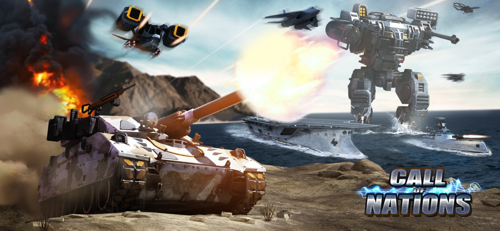 Call of Nations : War Duty Cheat Codes