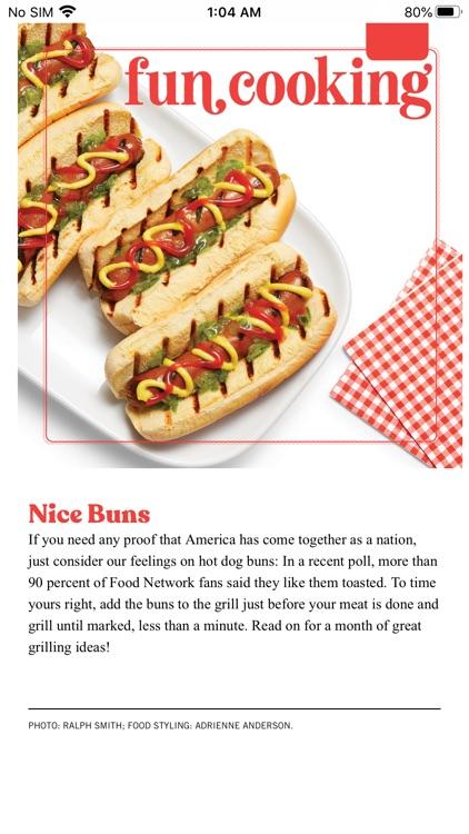 Food Network Magazine US screenshot-3