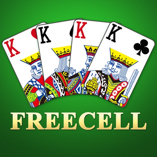 Freecell Solitaire - Card Game