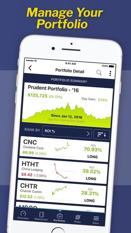 VectorVest Stock Advisory screenshot-5