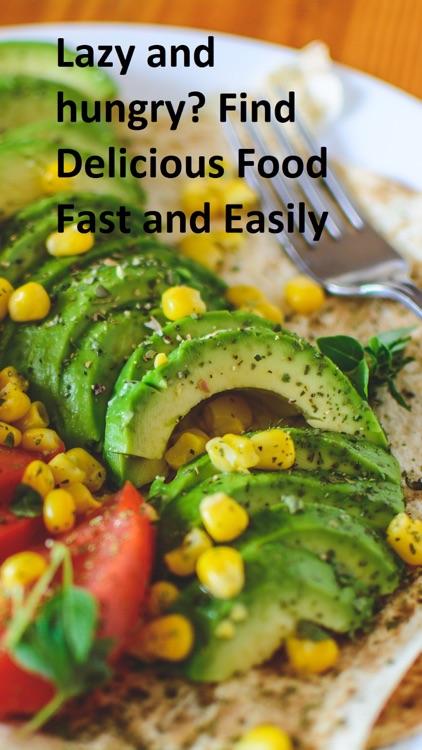Food Easy: Restaurants. Food. screenshot-0