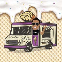 Moneyatti Ice Cream Stickers