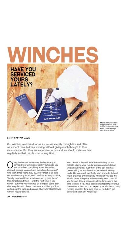 Multihull World Magazine