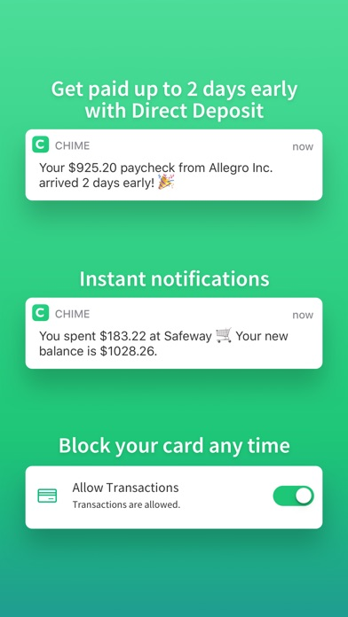 Chime - Mobile Banking - AppRecs