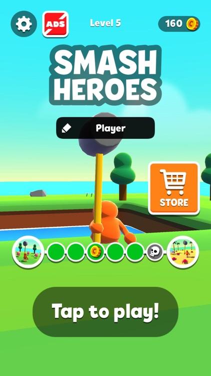 Smash Heroes .io