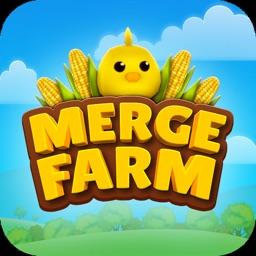 Merge Farm Life : Puzzle Games
