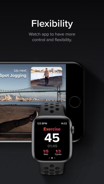 HIIT & Tabata: Fitness App screenshot-4