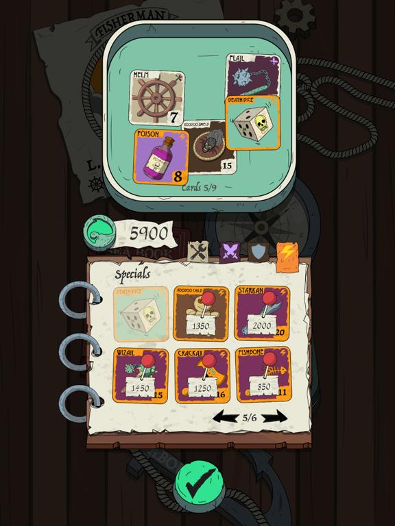 Fisherman Cards Gameのおすすめ画像2