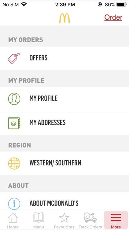 McDelivery Saudi Central, N&E screenshot-5