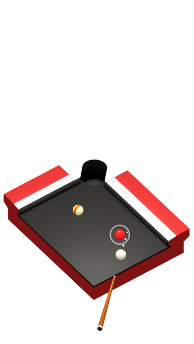 One Touch Snooker screenshot two