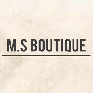 M.S Boutique 會員卡
