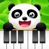 Panda Piano - Fruit Party - iPhoneアプリ