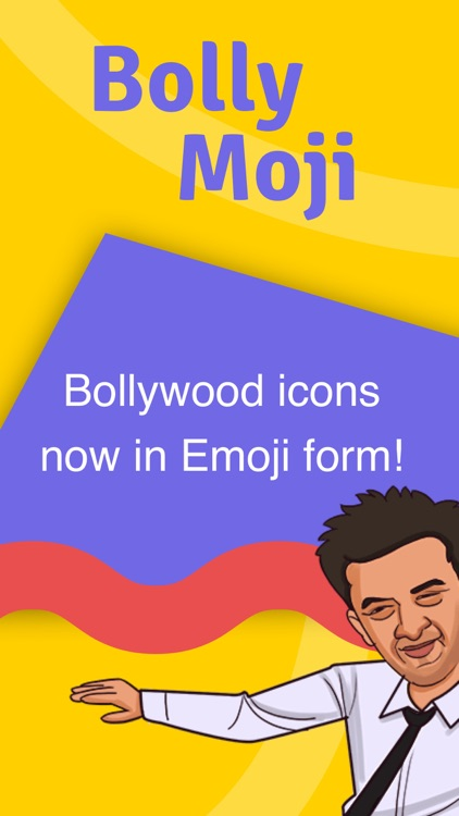 BollyMoji - keyboard & emojis screenshot-0