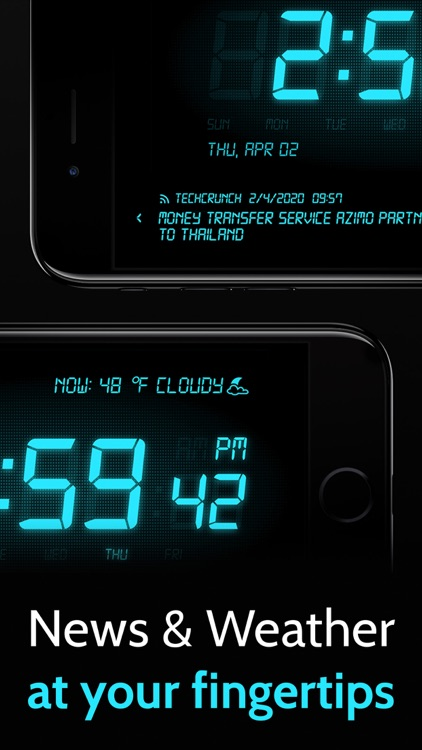 Alarm Clock HD screenshot-3