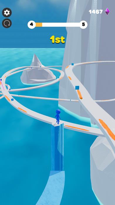 Ice Lava Run screenshot 9
