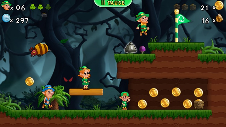 Lep's World 3 - Jumping Games