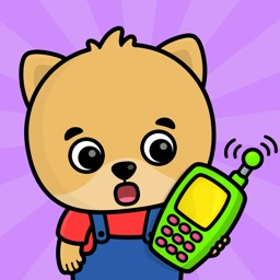 Baby phone for kids & toddlers