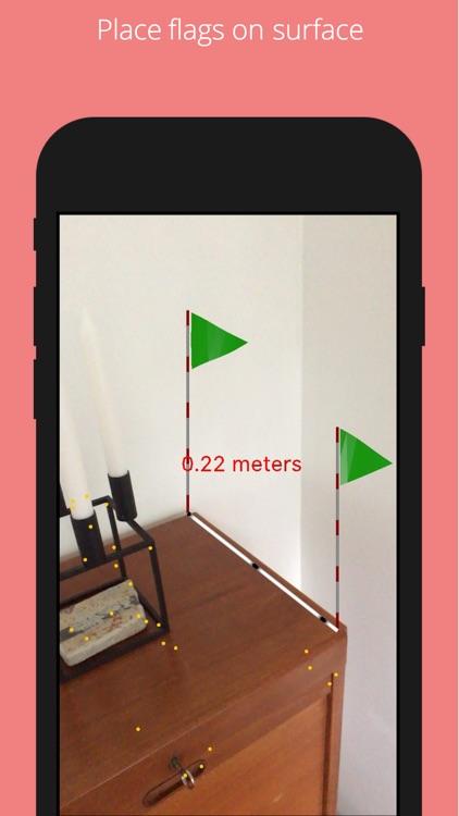 Tape Measure in AR screenshot-3
