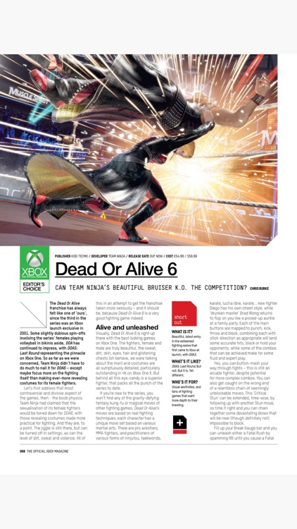 Official Xbox Magazine (US) screenshot-9