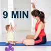 9 Minutes Mom and Baby Workout - iPhoneアプリ