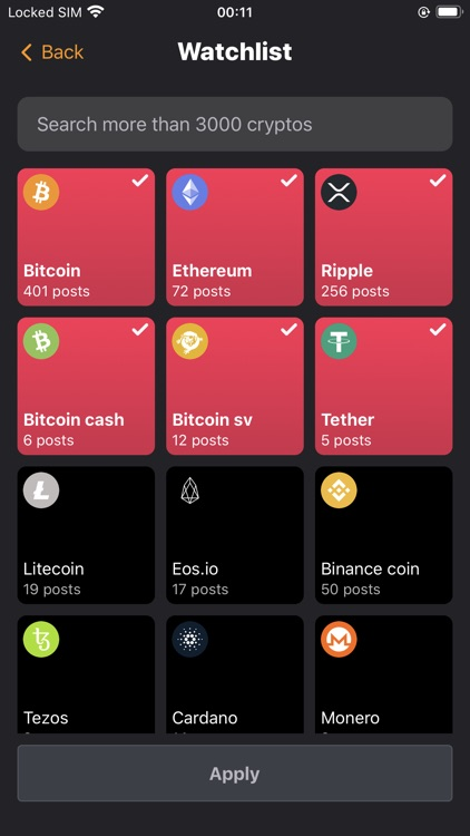 CryptoMood: Crypto Sentiment screenshot-4